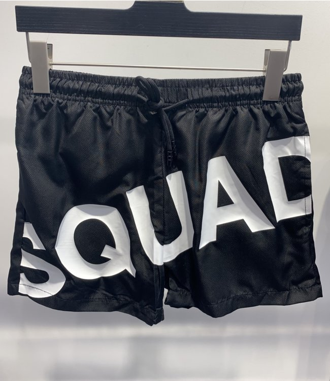 SWIMSHORTS SQUAD - BLACK