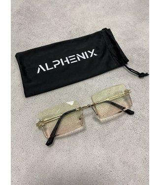 LUXURY GLASSES - YELLOW SAPPHIRE