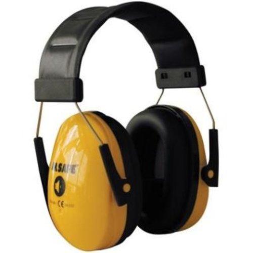 Gehoorbeschermer met hoofdband