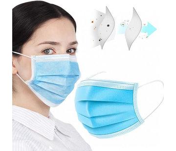Mondkapjes.nl 50 pack Surgical mask (GB/T 32610-2016)