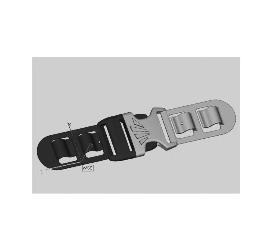 Comfort Clipje voor mondkapjes