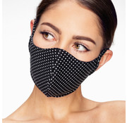 Street Wear Mask Washable Mask Dots - M06