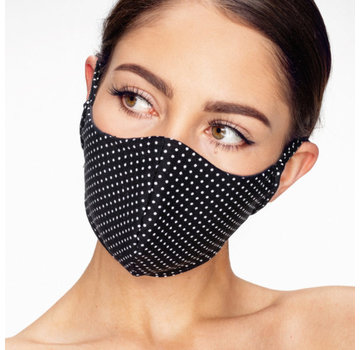Street Wear Mask Washable Mask Dots - M06