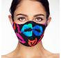 Washable mask made of OEKO TEX cotton - 3D preshaped LET OP LEVERTIJD