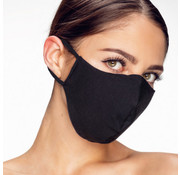 Street Wear Mask Washable Mask Black - M08