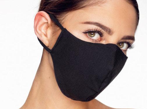 Street Wear Mask Zwarte mondkapjes - Wasbaar - M08