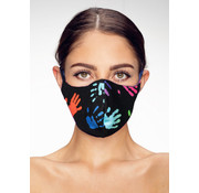 Street Wear Mask Stoffen Mondkapje | Handjes | 1x