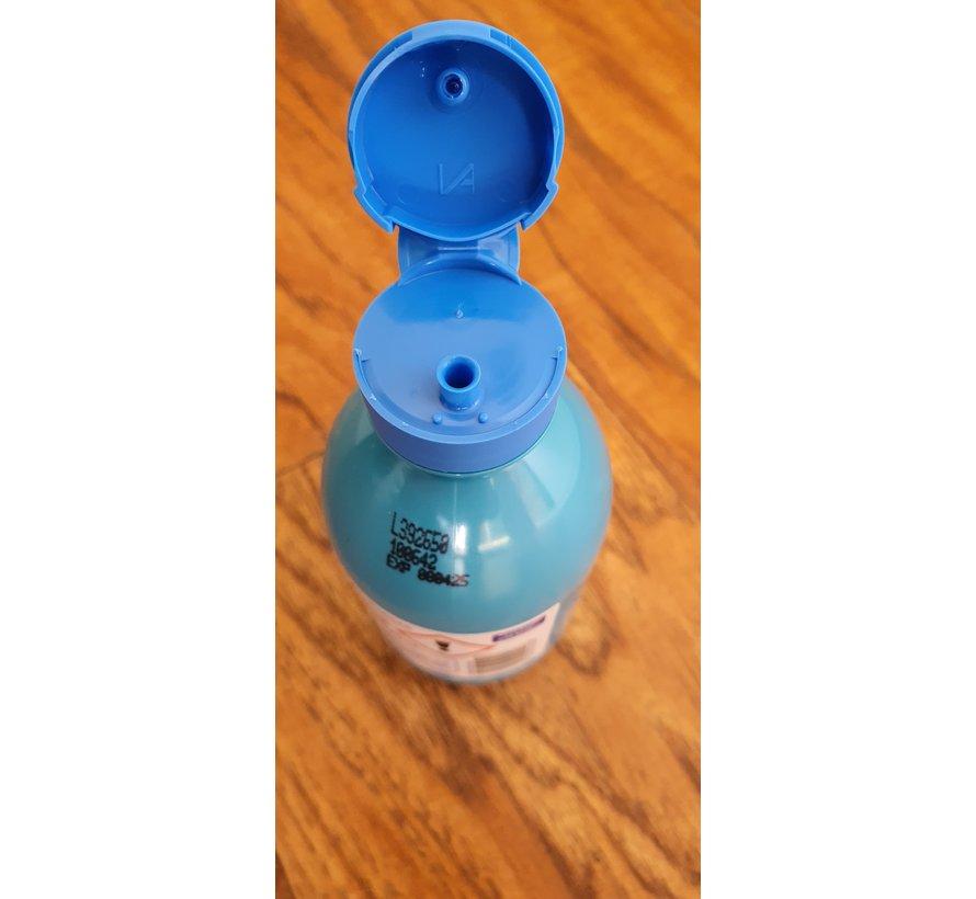 Zeer goede handgel in een handig flesje - 250ml