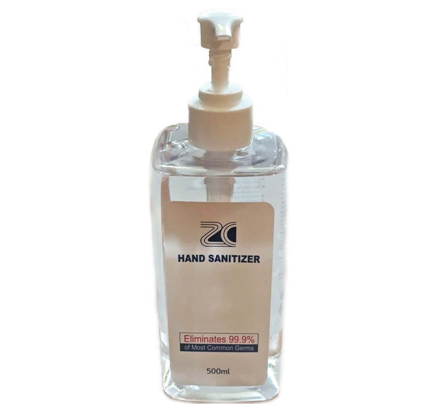 Works best against germs because of it's high viscosity