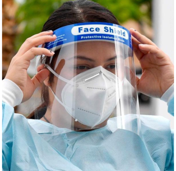 Mondkapjes.nl Face Shield