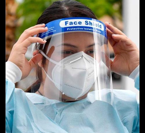 Mondkapjes.nl Face Shield - Groot | 1 stuks