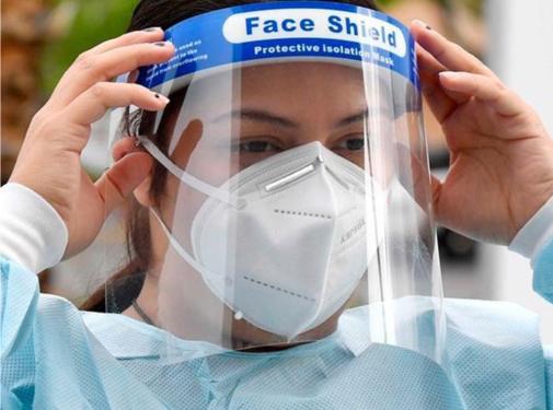 Mondkapjes.nl Face Shield - Gezichtsbescherming