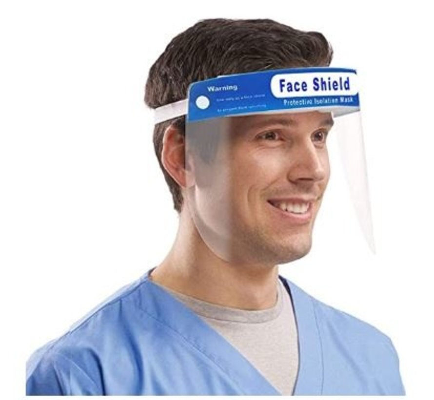 Face Shield - Groot | 1 stuks