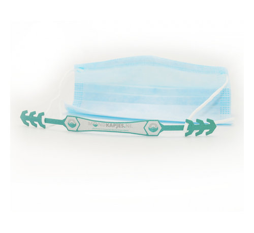 Mondkapjes.nl Comfort Clipje voor mondkapjes