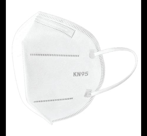 Mondkapjes.nl 20 stuks - TNO getest 5 Laags mondmasker van hoge bescherming en kwaliteit KN95 FFP2