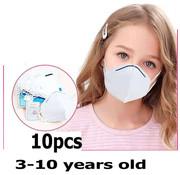 Mondkapjes.nl 10 pack - 4-layer kids or teen masks FFP2 KN95