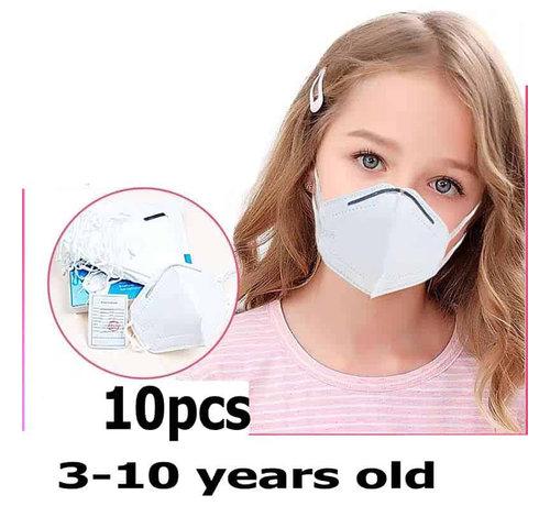 Mondkapjes.nl 10 pack - 4-layer kids masks KN95