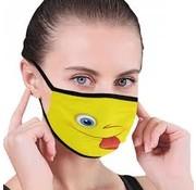 Mondkapjes.nl Mask with own design - click on description