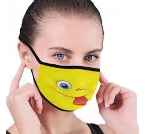 Mondkapjes.nl Design your own face mask - click on the description for the design tool