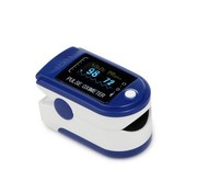 Contec Contec Oxygen measurement CMS50D blue O2