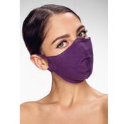 Street Wear Mask Mondkapje Purple Rain