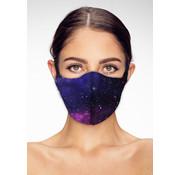 Street Wear Mask Stoffen Mondkapje | Cosmos | 1x