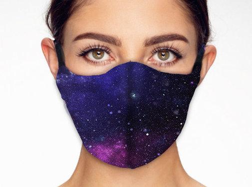 Street Wear Mask Washable Cosmos - M13
