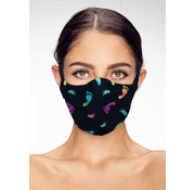 Street Wear Mask Washable Feets - M11