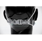 Mondkapjes.nl Comfort Clip for masks - 2 pieces click lock