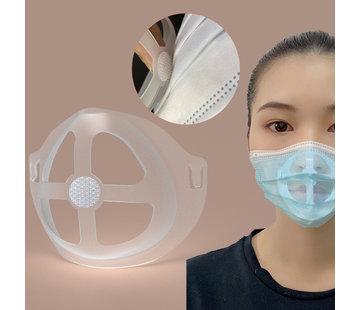 Mondkapjes.nl Mondkapje/mondmasker houder | 3D Beugel
