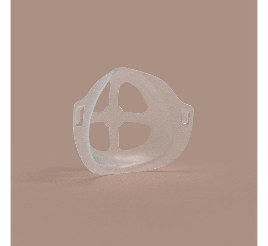 Mask brace for face masks