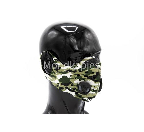 Mondkapjes.nl Mondkapje AP 2 Trainingsmasker