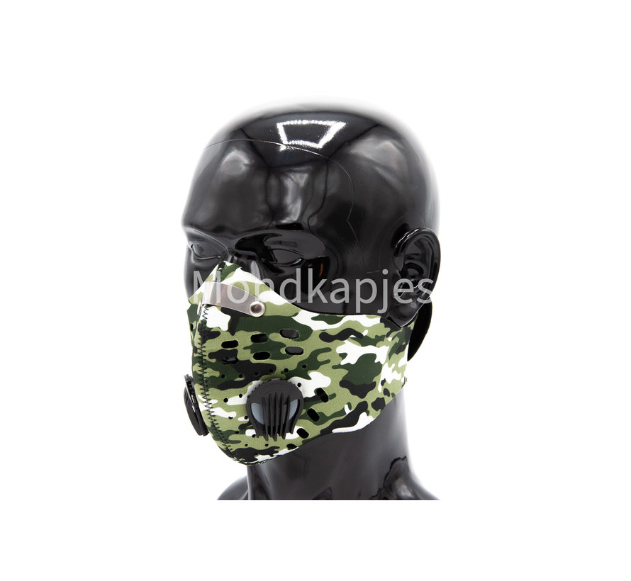 Mask AP 9 Training-Mask