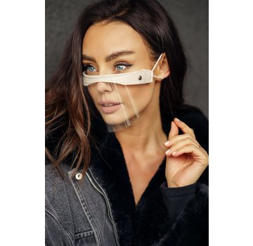 Street Wear Mask Mouth Shield Cream