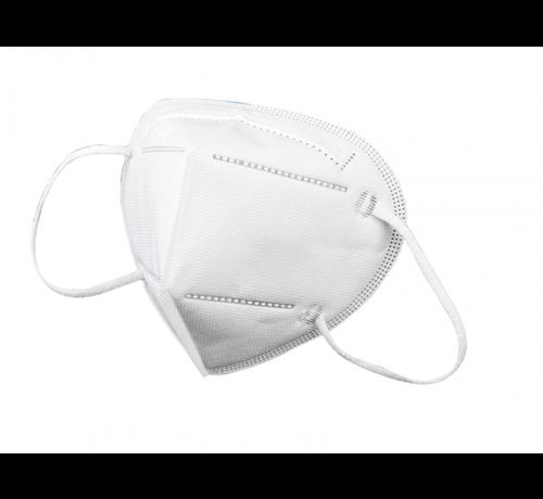 Mondkapjes.nl 5 stuks -  FFP2 / KN95 -  5 Laags Kwaliteitsmasker  met hoogwaardige luchtdeeltjesfilter