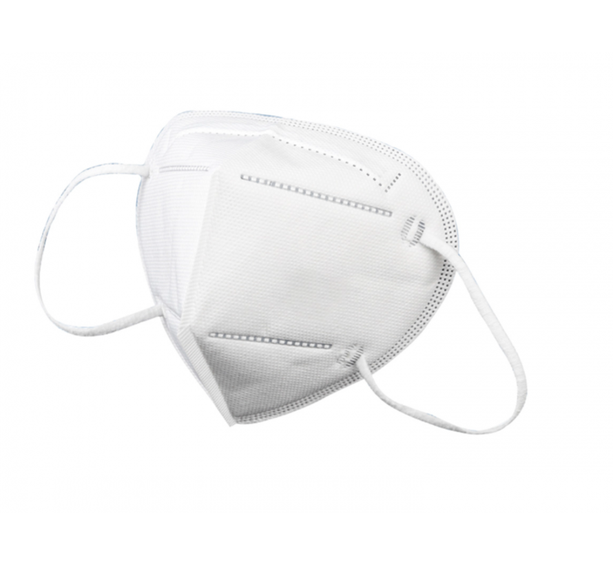 5 pack -  FFP2/KN95 5 Layer Top Quality Facemasks - high grade particle filter