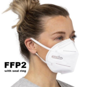 Purvigor 20 pack - FFP2 Top quality comfortable mask 5 Layer mask  certified FFP2