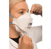 3M 10 pack - 3M Aura FFP3 halfmask