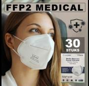 Medical NR 30 stuks FFP2 NR medisch