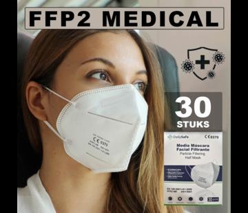 Medical NR 30x Dailysafe FFP2 NR medical masks