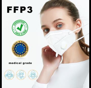 Mondkapjes.nl FFP3 N99 NR masker