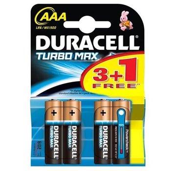 Duracell 4 stuks AAA batterijen