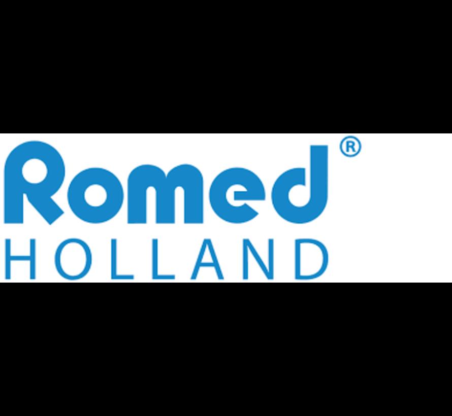 Nitril handschoenen Blauw | Romed Holland Nitromed | 100 stuks | Maat S-L-M-XL