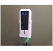 Mondkapjes.nl Desinfectie Dispenser & Thermometer