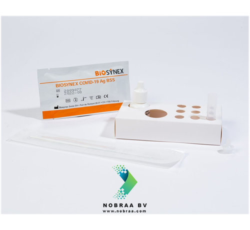 BIOSYNEX Biosynex Covid-19 Easy Nose Swab test - Antigen rapid self-test