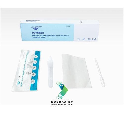 JOYSBIO Biotechnology Coronatest Joysbio Speekseltest zelftest Antigen Rapid Test Kit