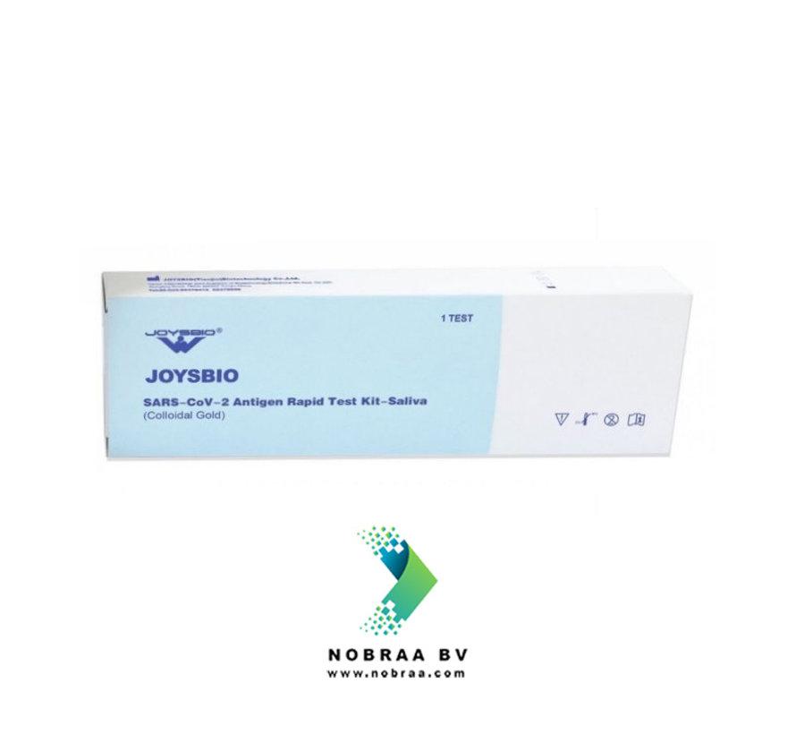 Coronatest Joysbio Speekseltest zelftest Antigen Rapid Test Kit