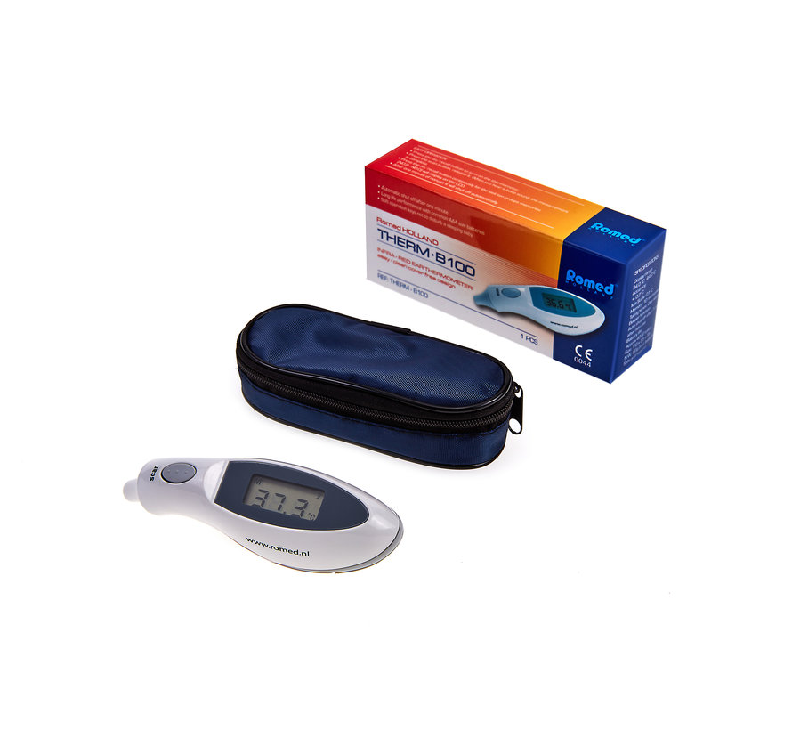 Infrarood Oorthermometer | Romed B-100 | 1pc