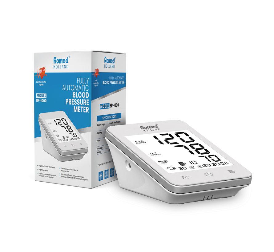 Blood pressure monitor   Romed BP-1000   1 unit