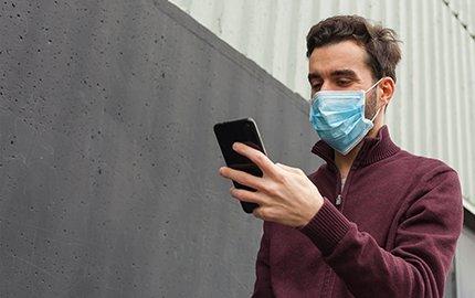 Chirurgische Maskers